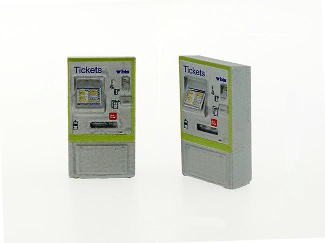 Billettautomat BLS modern (Spur N) Neuheit 2021