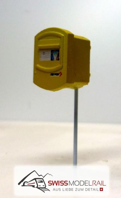 Briefkasten Modern H0