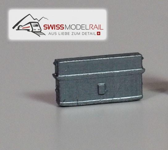 Verteilerkasten / Kabelverteiler Box (Spur N) Neuheit 2020