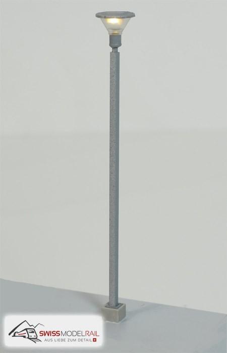 Lampe / Bahnsteigleuchte SBB modern