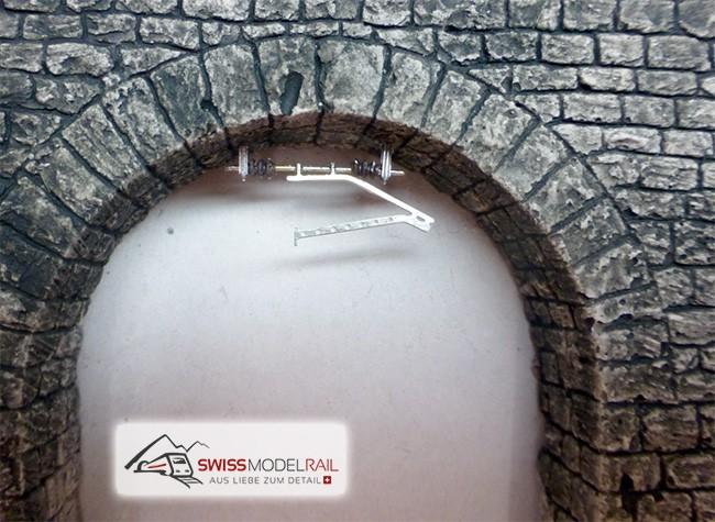 Hänger für Tunnelportale (2 Stück)