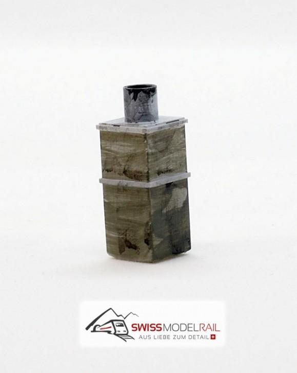 Kamin FineScale Typ 11 Bernina (H0)