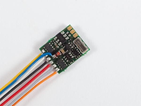 """Lenz Lokdecoder """"Gold mini"""" mit Kabel"""