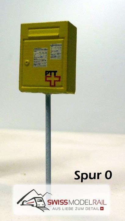 Briefkasten PTT (Spur 0)