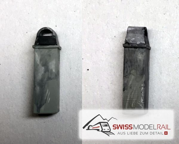 Kamin FineScale Typ 5 (H0)