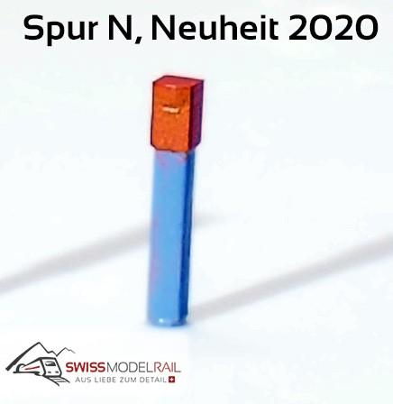 Billett/Fahrkarten Entwerter modern (Spur N) Neuheit 2020