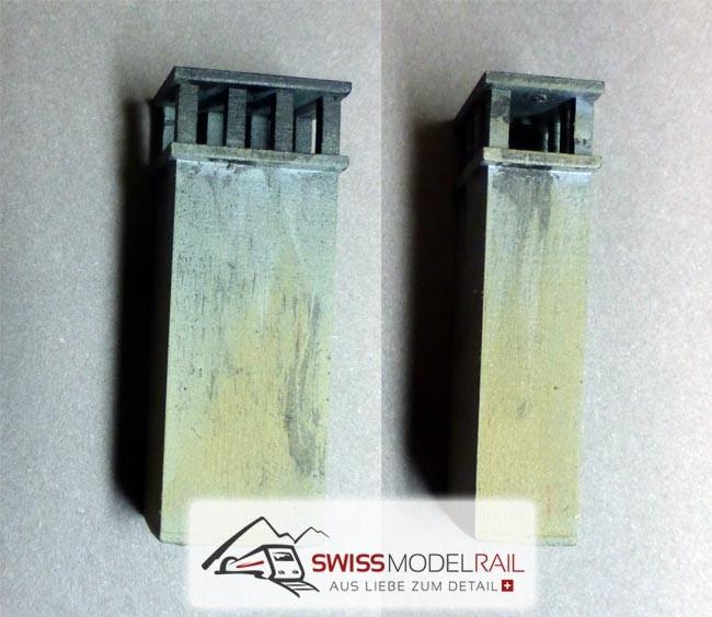 Kamin FineScale Typ 1 (H0)