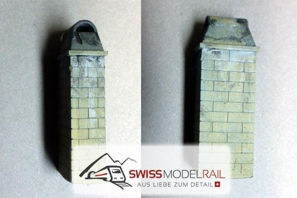 Kamin FineScale Typ 2 (H0)