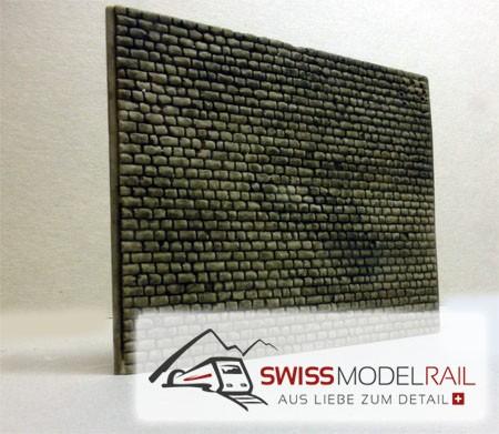 Mauer (kleine Steine, H0)
