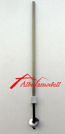 Fahrleitungsmast 3mm Sommerfeldt