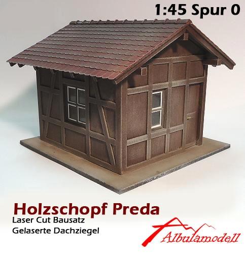 Holzschopf Preda (Spur 0)