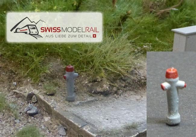 Hydrant Schweizer Ausführung (H0)
