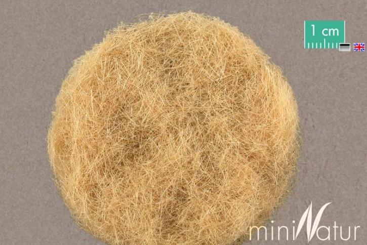 Mininatur Grasfasern Beige (6.5mm, 50 gr)