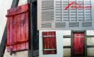 Fensterladen Arretierung & Scharniere (H0)