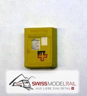 Briefmarkenautomat PTT H0