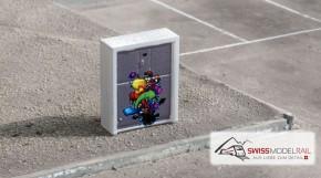 Anschlusskasten mit Fahrbefehl (Graffity)
