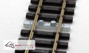 Gleismagnete Balisen Meterspur ZSI90 H0 (2 Stück)