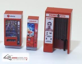 Fotoautomat mit LED (Spur N) Neuheit 2020