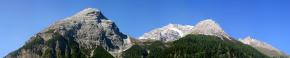 Bergün (leicht oberhalb)