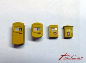 Briefkasten PTT H0