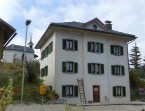 Haus Darms Disentis (alte Version) H0