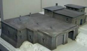 Ospizio Bernina Gebäudesatz komplett (H0, nur per Abholung)