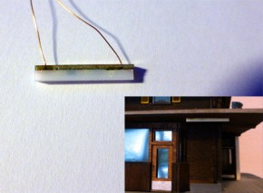 Fluoreszenz/Leuchtstoff Lampe