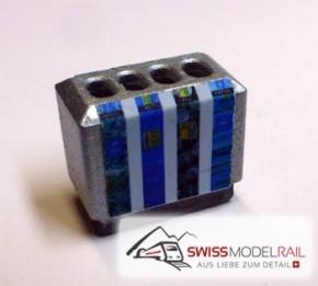 Recycling Box SBB modern H0