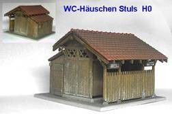 WC Stuls (H0)